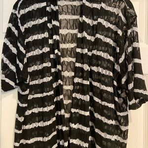 Maurices short sleeve cardigan 3x